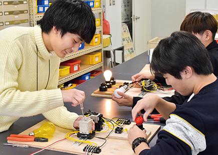 第一種電気工事士実習