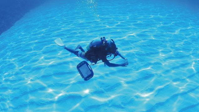 ダイビング講習