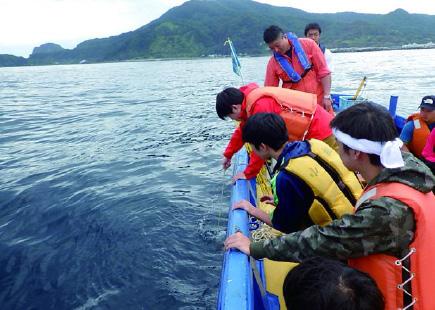 海洋調査実習